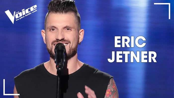 The Voice : Pascal Obispo se retourne pour Eric Jetner de Coutances !