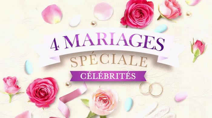 « 4 Mariages pour 1 Lune de Miel » Spéciale Célébrités