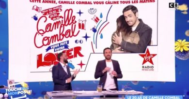 Camille Combal en couple, il dévoile sa compagne dans TPMP (VIDEO)