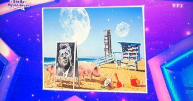 Les 12 coups de midi : Véronique décroche l'étoile mystérieuse en reconnaissance John Fitzgerald Kennedy (replay 11 avril)