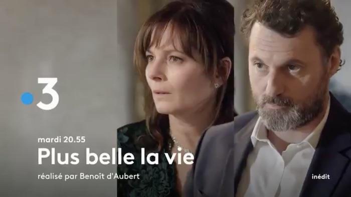 """Ce soir à la télé : le prime de Plus belle la vie """"Amours vraies"""" (VIDEO)"""