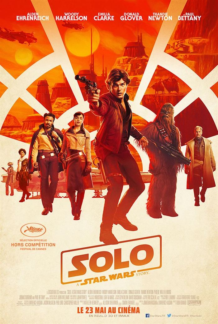 """Solo: A Star Wars Story"" : nouvelle bande-annonce (VIDEO)"