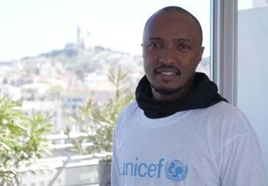 Soprano devient aujourd'hui Ambassadeur de l'UNICEF France