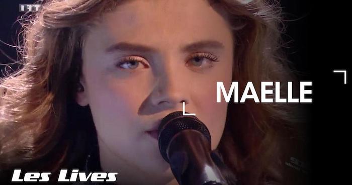 The Voice 7 : Maëlle impressionne en quarts de finale (VIDEO)