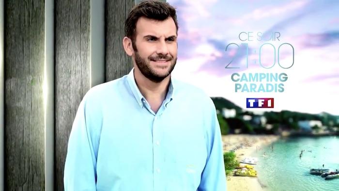 """Ce soir à la télé : Camping Paradis """"Notre belle famille"""" (VIDEO)"""