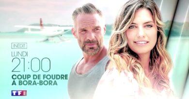 """Ce soir à la télé : """"Coup de foudre à Bora Bora"""" avec Laetitia Milot et Phi"""