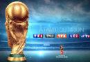 Coupe du Monde de football : découvrez le dispositif multi-chaînes du groupe TF1