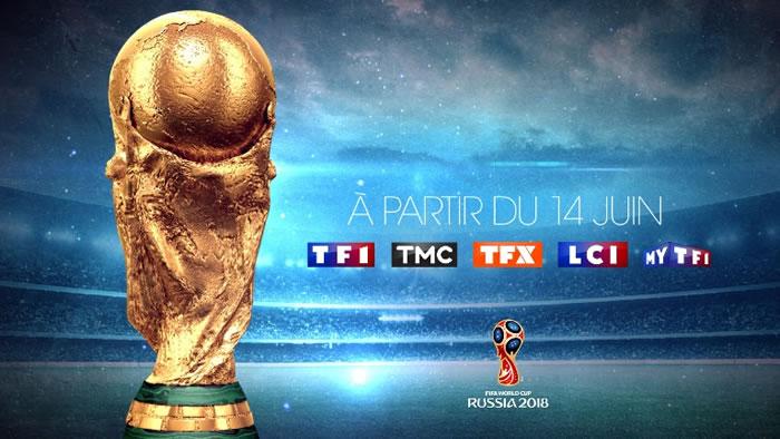 Coupe du Monde 2018 : programme TV des 8èmes de finale