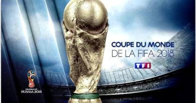 Coup d'envoi de la Coupe du Monde de football, le 14 juin à 16h30 sur TF1