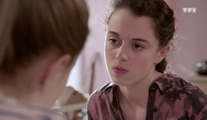 """Ce soir dans """"Demain nous appartient"""" : Sara doute de son père (résumé + vidéo DNA 16 mai)"""