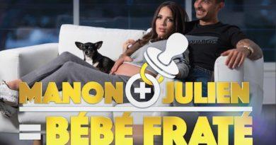 """Manon Marsault et Julien Tanti : leur """"bébé fraté"""" déjà à la télé"""