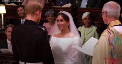 Mariage de Harry et Meghan : voir ou revoir la cérémonie en video