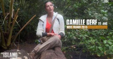 The Island : critiquée sur son poids, Camille Cerf répond