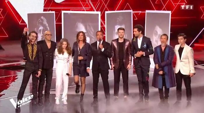 The Voice 7 : Maëlle gagnante (résumé et replay finale du 12 mai 2018)