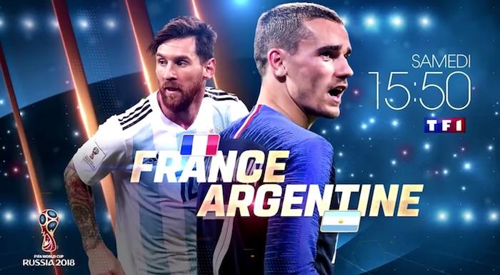 Coupe du Monde 2018 : France-Argentine, programme TV et résultats en direct du 30 juin