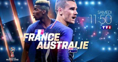 Coupe du Monde 2018 : France - Australie, programme TV et résultats en direct du 16 juin