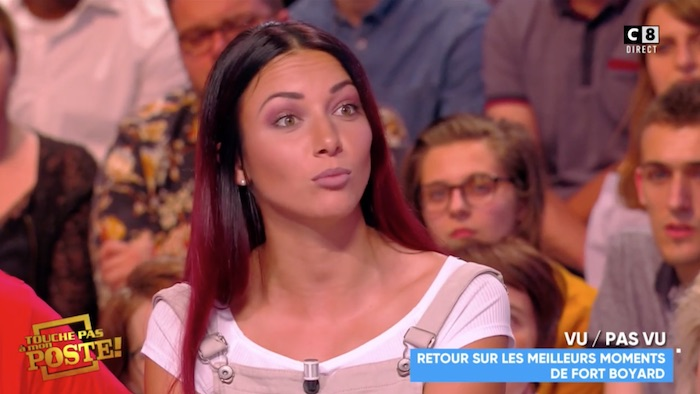 Delphine Wespiser nouvelle chroniqueuse de TPMP à la rentrée (VIDEO)