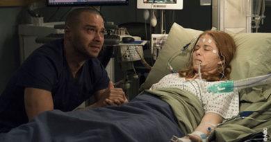 Ce soir à la télé : Grey's Anatomy le final de la saison 14, April entre la vie et la mort (VIDEO)