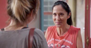 EXCLU Plus belle la vie : un meurtre, Ariane arrête Samia, grosse dispute à la coloc