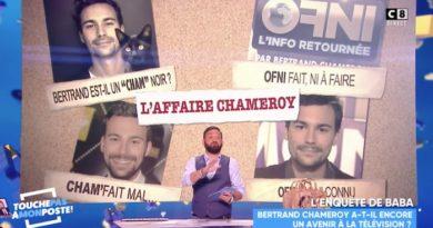 Critiqué dans TPMP, Bertrand Chameroy répond sur Twitter