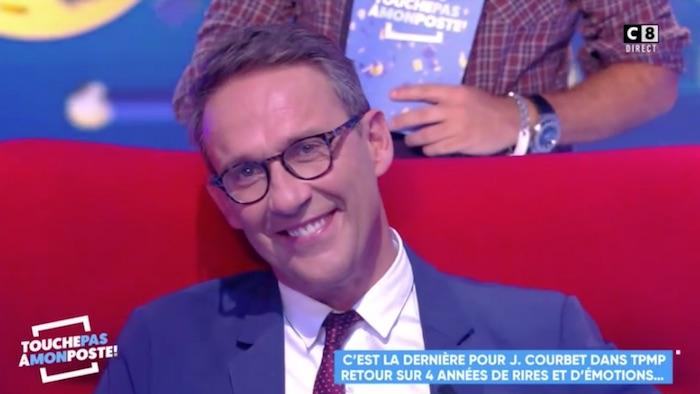 Julien Courbet a fait ses adieux à TPMP (VIDEO)