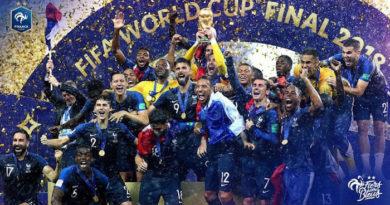 Ce soir à la télé : 15 juillet 2018, la France en bleu