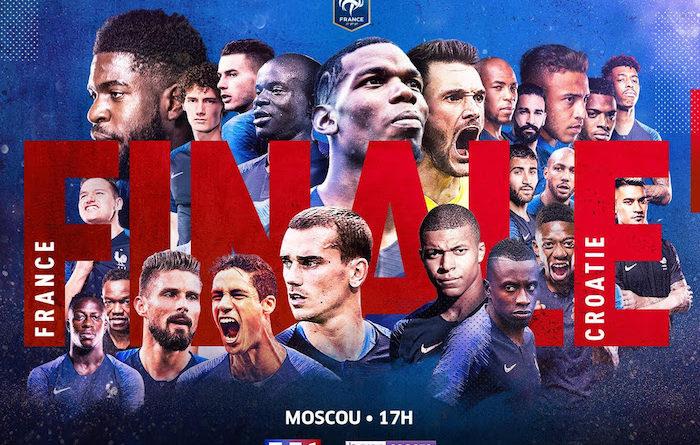 Coupe du Monde 2018 : la finale France / Croatie et tout le programme du 15 juillet