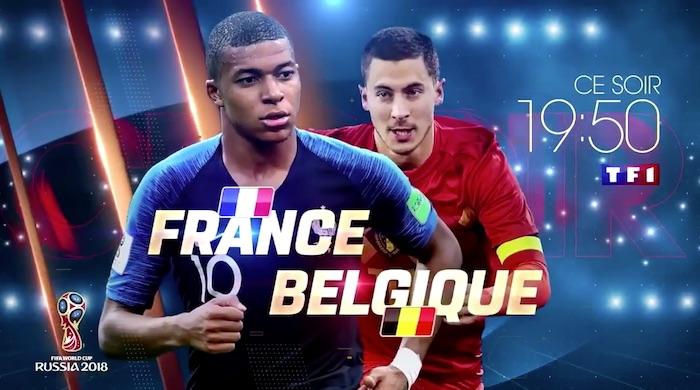 Coupe du Monde 2018 : France-Belgique, résultats en direct demi-finale du 10 juillet