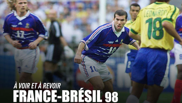 Ce soir à la télé, LCI rediffuse la finale de la Coupe du Monde 1998