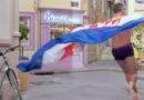 Plus belle la vie : un acteur nu après la finale des Bleus (VIDEO)