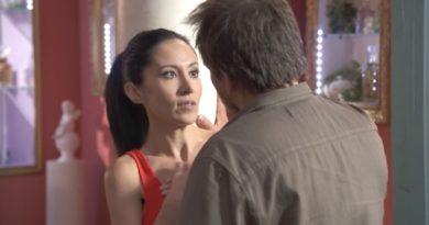 Plus belle la vie en avance : Samia repousse Jean-Paul (VIDEO PBLV 3587)