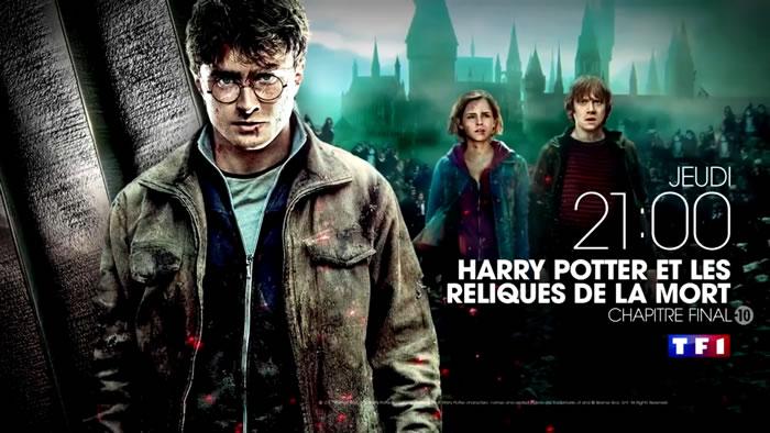 Harry Potter et les reliques de la mort : chapitre final