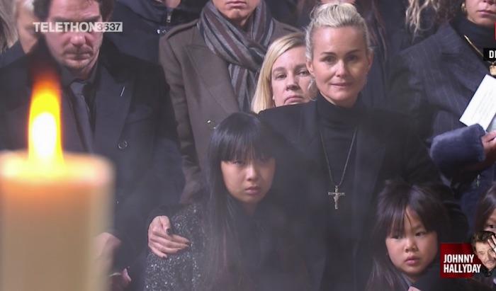Mort de Johnny Hallyday : le vibrant hommage de sa fille Joy 2 ans après