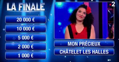 N'oubliez pas les paroles : éliminée, Karine repart après 23 victoires et 110.000 euros (NOPLP replay)
