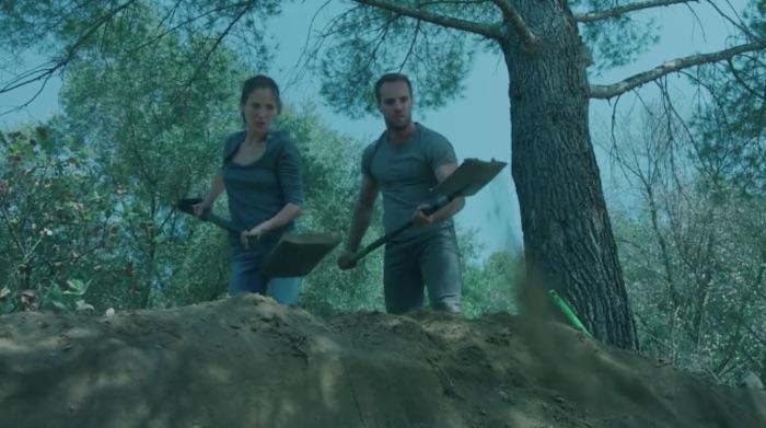 Plus belle la vie en avance : Estelle et Hector enterrent un cadavre (VIDEO PBLV épisode 3611)