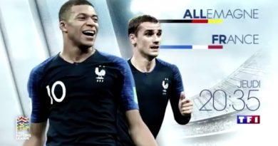 Ce soir à la télé : Allemagne-France, football Ligue des Nations (VIDEO)