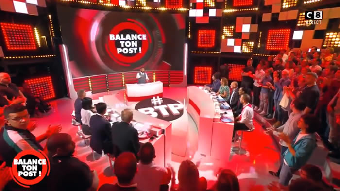 "Audience ""Balance ton post"""