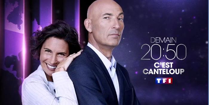 """Audience """"C'est Canteloup"""""""