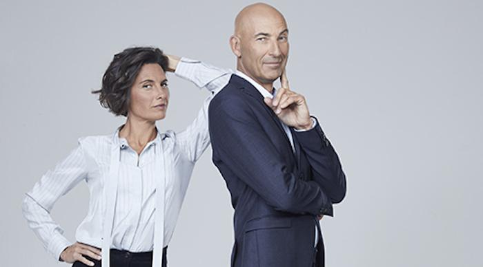 """""""C'est Canteloup"""" de retour le 24 septembre avec Alessandra Sublet"""