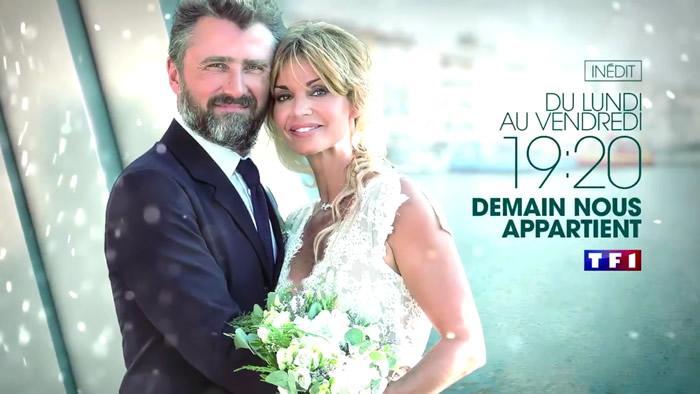 Demain nous appartient en avance : Chloé et Alex se marient (résumé + vidéo DNA 28 septembre)