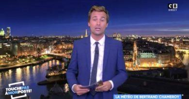 TPMP : regardez le retour de Bertrand Chameroy (VIDEO)