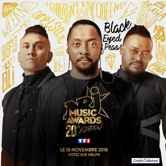 NRJ Music Awards 2018