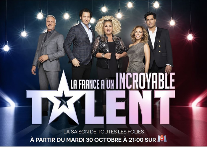 La France a un incroyable talent, vidéo
