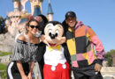 Neymar donne le coup d'envoi de la « Mickey 90 Mouse Party » à Disneyland Paris!