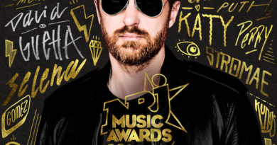 NRJ Music Awards : David Guetta, Ofenback, Orelsan et Jain confirment leur présence
