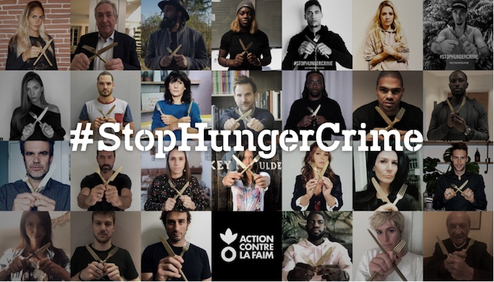 #StopHungerCrime