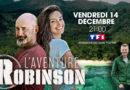 «L'aventure Robinson» avec Vincent Lagaf' et Marine Lorphelin : la construction de la cabane en vidéo