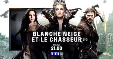 Ce soir «Blanche-Neige et le Chasseur» sur TF1 Séries Films (vidéo)