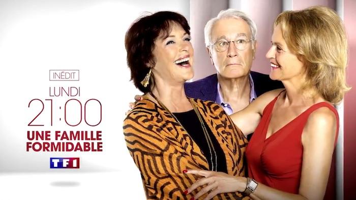 """Ce soir à la télé, TF1 lance l'ultime saison de """"Une Famille Formidable"""" (VIDEO)"""