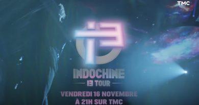 Indochine, «LE 13 TOUR» : suivez le concert en direct, live et streaming ce soir sur TMC